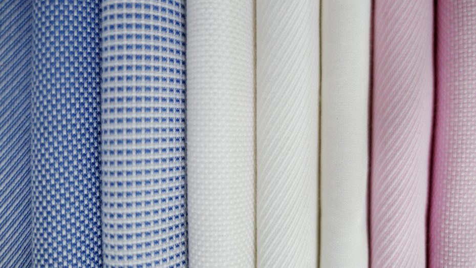 British Made Luxury Shirting Fabrics Coming Soon English